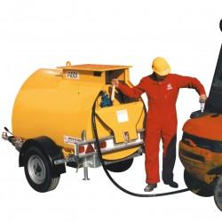 Towable Fuel Bowser