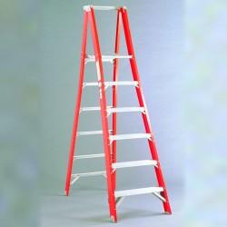 Step Ladders - Fibgreglass