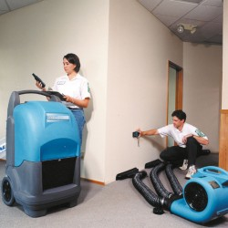Turbo Carpet Dryer