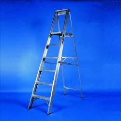 Step Ladders - Aluminium