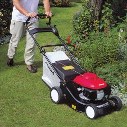 Rotary Self-Drive Mower