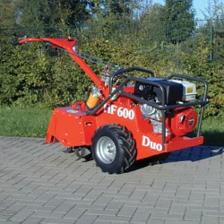 Barreto Hydraulic Rotovator