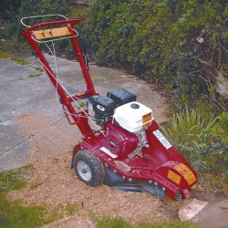 Motorised Tree Stump Grinder