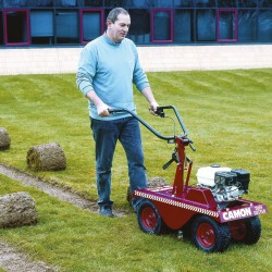 Motorised Turf Cutter