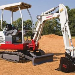 1.6 Tonne Mini Excavator