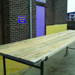 Wooden Scaffold Boards