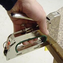 Hand-Held Staple Gun