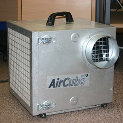 Dust Control Air Cube