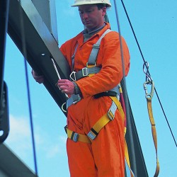 Full Body Safety Harness &...