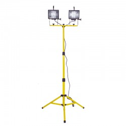 Tripod Mounted Flood Lights