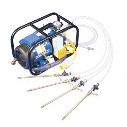 Damp-Proof Injection System